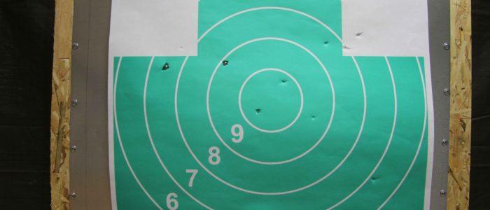 мишень для стрельбы из рогатки