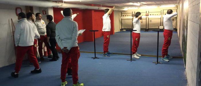Подготовка к чемпионату по стрельбе из рогатки
