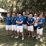 Команда по стрельбе из рогатки