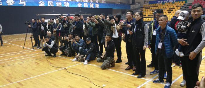СМИ на турнире по рогаткам CSCC
